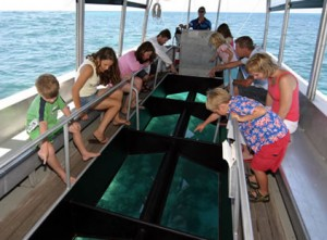 Glass Bottom Boat Sanur