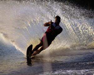 Water Ski on Sanur